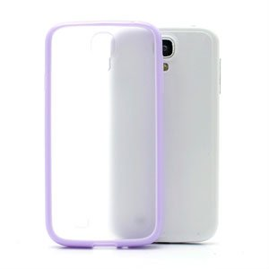 Image of   Samsung Galaxy S4 inCover Hybrid Plastik Cover - Lilla