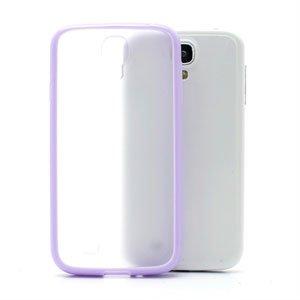 Image of   Samsung Galaxy S4 inCover Hybrid Plastik Cover - Lilla