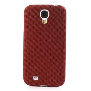 Billede af Samsung Galaxy S4 inCover Mesh Plastik Cover - Rød