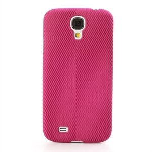 Image of   Samsung Galaxy S4 inCover Mesh Plastik Cover - Rosa
