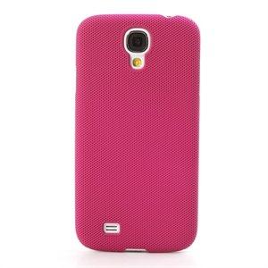 Billede af Samsung Galaxy S4 inCover Mesh Plastik Cover - Rosa