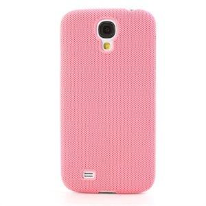 Billede af Samsung Galaxy S4 inCover Mesh Plastik Cover - Pink