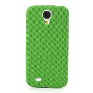 Billede af Samsung Galaxy S4 inCover Mesh Plastik Cover - Grøn