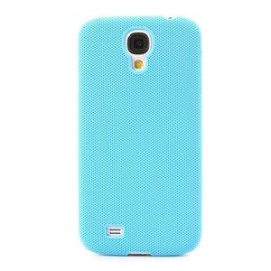 Billede af Samsung Galaxy S4 inCover Mesh Plastik Cover - Lys Blå