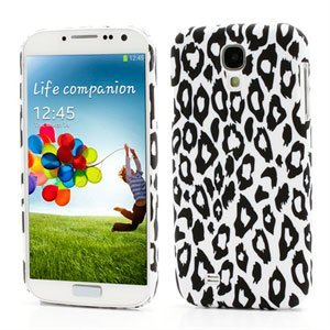 Image of   Samsung Galaxy S4 inCover Design Plastik Cover - Leopard