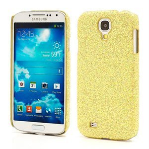 Image of   Samsung Galaxy S4 inCover Bling Design Plastik Cover - Guld