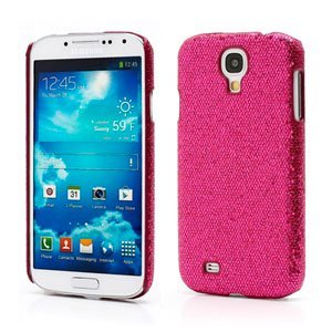 Image of   Samsung Galaxy S4 inCover Bling Design Plastik Cover - Rosa