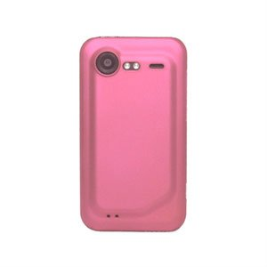 Image of HTC Incredible S Plastik cover fra inCover - pink