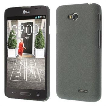 Image of LG L70 inCover QuickSand Plastik Cover - Grå