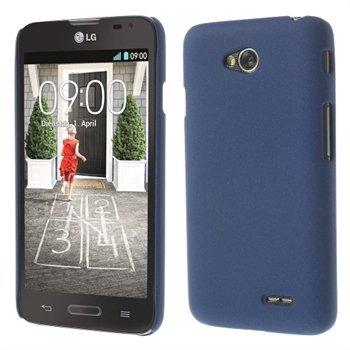 Image of LG L70 inCover QuickSand Plastik Cover - Blå
