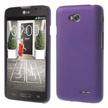 Image of LG L70 inCover QuickSand Plastik Cover - Lilla