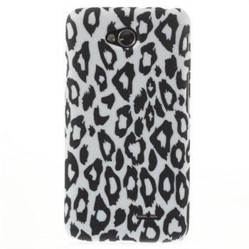 Image of LG L70 inCover Design Plastik Cover - Leopard