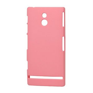 Sony Xperia P Plastik cover fra inCover - pink