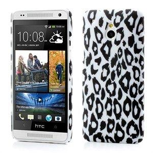Billede af HTC One mini inCover Design Plastik Cover - Leopard