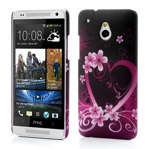 Billede af HTC One mini inCover Design Plastik Cover - Heart