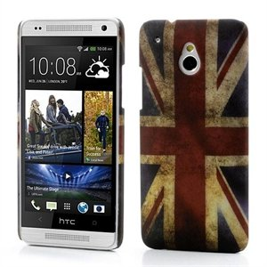 Billede af HTC One mini inCover Design Plastik Cover - Union Jack