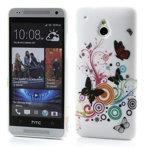 Billede af HTC One mini inCover Design Plastik Cover - Vivid Butterfly