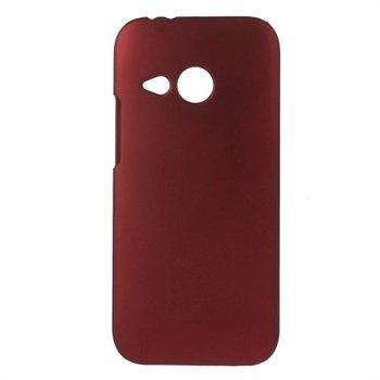 Image of   HTC One Mini 2 Plastik Cover - Rød