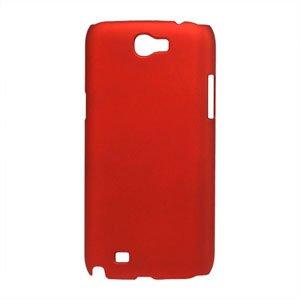 Billede af Samsung Galaxy Note 2 Plastik cover fra inCover - rød