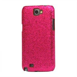 Billede af Samsung Galaxy Note 2 Design Plastik cover fra inCover - bling rosa