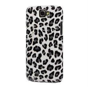 Billede af Samsung Galaxy Note 2 Design Plastik cover fra inCover - leopard