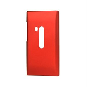 Image of Nokia N9 Plastik cover fra inCover - rød