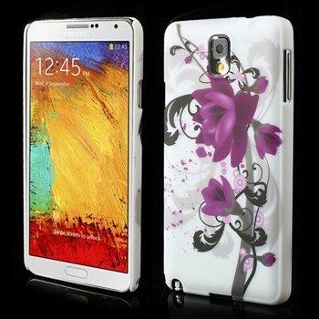 Billede af Samsung Galaxy Note 3 inCover Design Plastik Cover - Lotus Flower