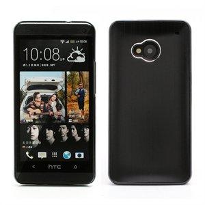 Image of HTC One inCover Design Alu/Plastik Cover - Sort