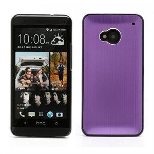 Image of HTC One inCover Design Alu/Plastik Cover - Lilla