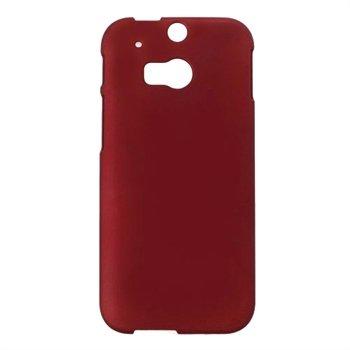 Billede af HTC One M8 inCover Plastik Cover - Rød