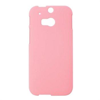 Billede af HTC One M8 inCover Plastik Cover - Pink