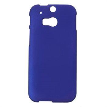 Billede af HTC One M8 inCover Plastik Cover - Mørk Blå
