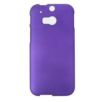 Billede af HTC One M8 inCover Plastik Cover - Lilla