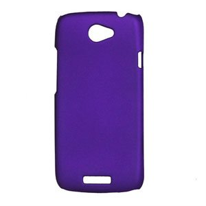 Image of HTC One S Plastik cover fra inCover - lilla