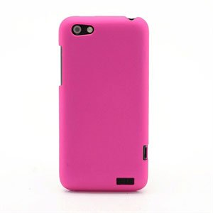Image of HTC One V inCover Plastik Cover - Rosa