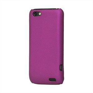Image of HTC One V Plastik cover fra inCover - lilla