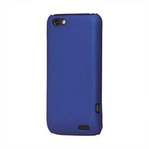 Image of HTC One V Plastik cover fra inCover - blå
