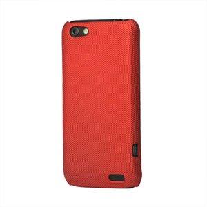 Billede af HTC One V Plastik cover fra inCover - rød