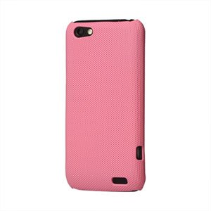 Billede af HTC One V Plastik cover fra inCover - pink