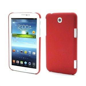 Billede af Samsung Galaxy Tab 3 7.0 inCover QuickSand Plastik Cover - Rød