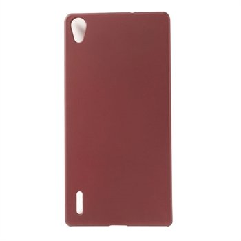 Image of Huawei Ascend P7 inCover Plastik Cover - Rød