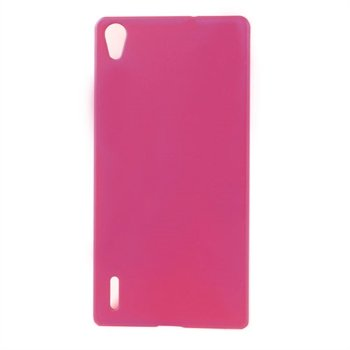 Image of Huawei Ascend P7 inCover Plastik Cover - Rosa