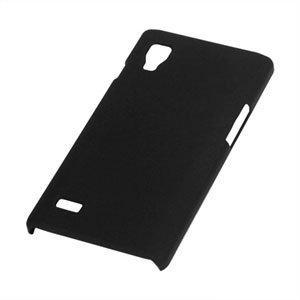 Image of LG Optimus L9 Plastik cover fra inCover - sort