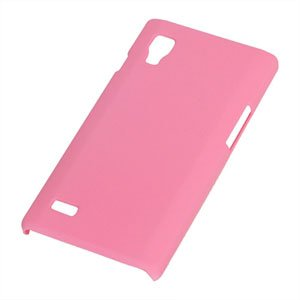 Image of LG Optimus L9 Plastik cover fra inCover - pink