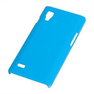 Image of LG Optimus L9 Plastik cover fra inCover - lyseblå