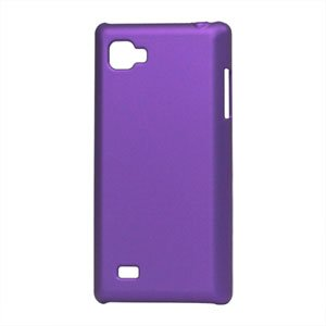 Image of LG Optimus 4X HD Plastik cover fra inCover - lilla