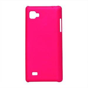 Image of LG Optimus 4X HD Plastik cover fra inCover - rosa