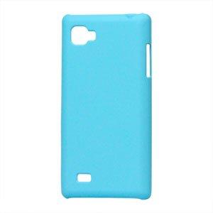 Image of LG Optimus 4X HD Plastik cover fra inCover - lyseblå