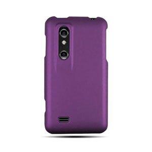 Image of LG Optimus 3D Plastik cover fra inCover - lilla