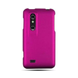 Image of LG Optimus 3D Plastik cover fra inCover - violet